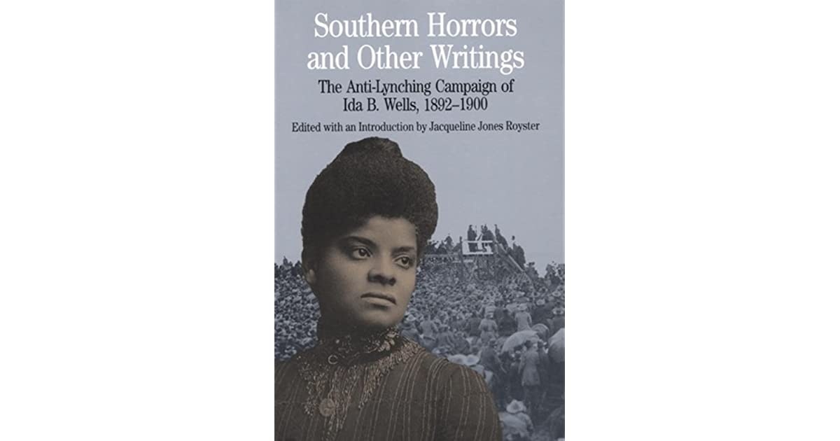southern horrors and other writings sparknotes Free kindle book and epub digitized and proofread by project gutenberg.
