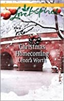 Christmas Homecoming (Love Inspired)