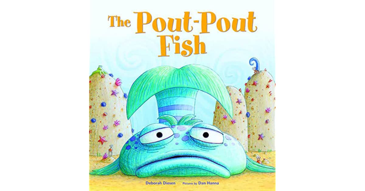 Brooklin banks s review of the pout pout fish for The pout pout fish book