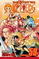 One Piece, Volume 59: The Death of Portgaz D. Ace (One Piece, #59)