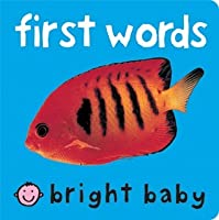 Bright Baby First Words -- APPLE