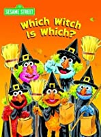 Which Witch Is Which? (Big Bird's Favorites Brd Bks)