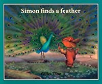 Simon finds a feather