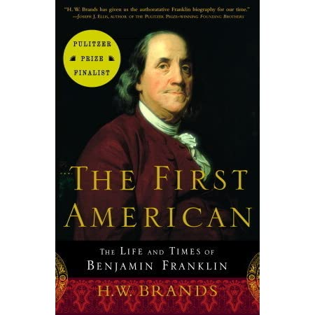 autobiography of ben franklin book review Librivox recording of the autobiography of benjamin franklin, edited by frank woodward pine  for more free audio books or to become a  i found listening to ben.