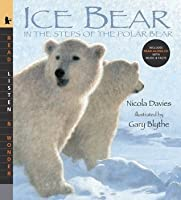 Ice Bear with Audio: Read, Listen, & Wonder: In the Steps of the Polar Bear