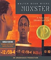 Monster by Walter Dean Myers — Reviews, Discussion, Bookclubs, Lists