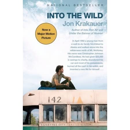 into the wild 3 essay Christopher mccandless aka alexander supertramp into the wild essays and papers and assignments.