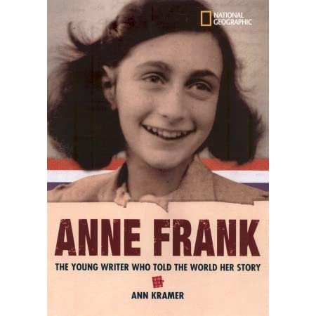 World History Biographies: Anne Frank: The Young Writer Who Told ...
