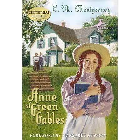 anne of green gables author biography