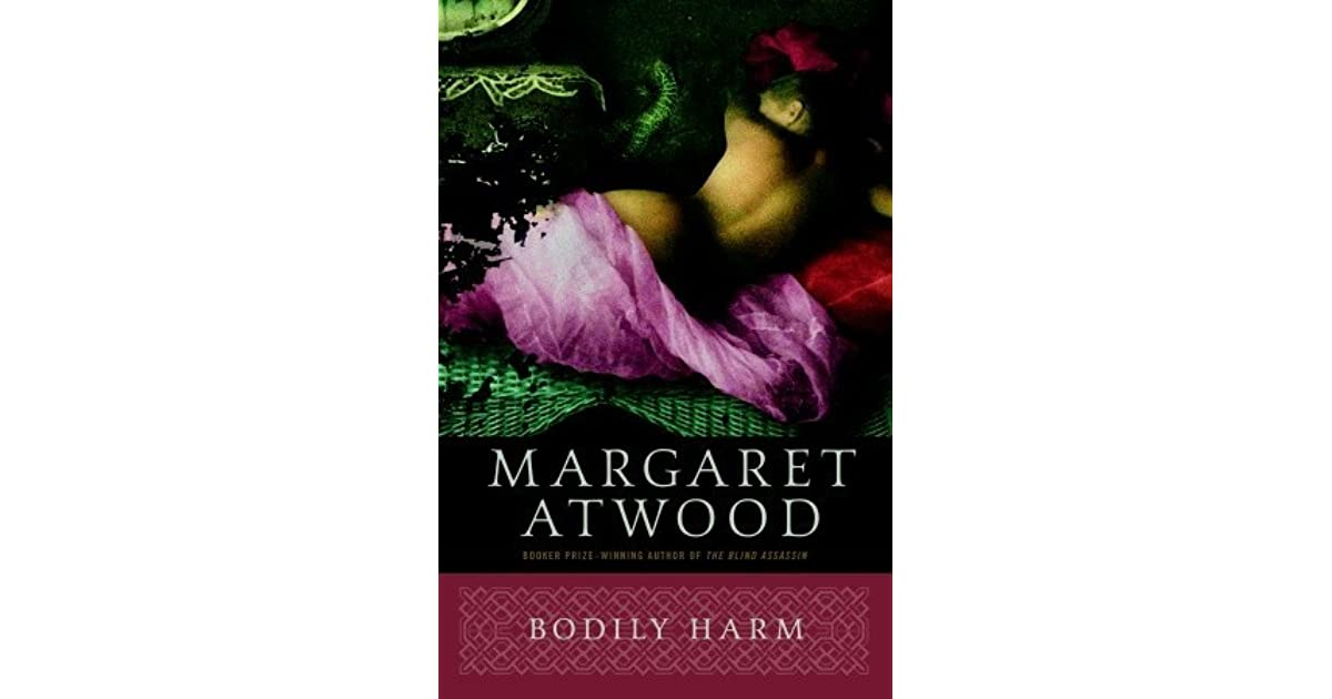 essay on margaret atwoods bodily harm Buy bodily harm margaret atwood proposals for courses and examine mla thesis paper writing for doctoral research proposals involving bodily harm margaret atwood.
