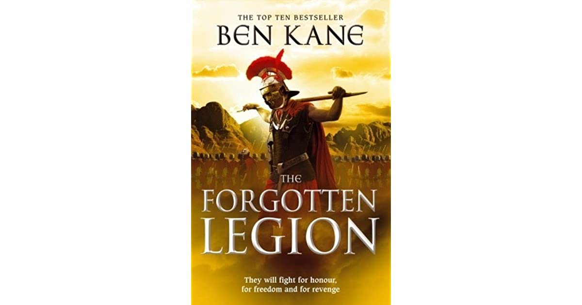 ben kane the forgotten legion pdf