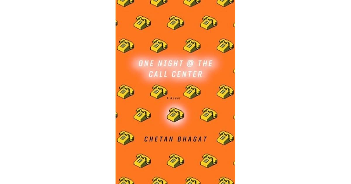 One night in a call centre | HELLO | Chetan Bhagat ...