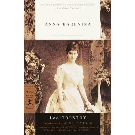 Mona Simpson (The United States)'s review of Anna Karenina