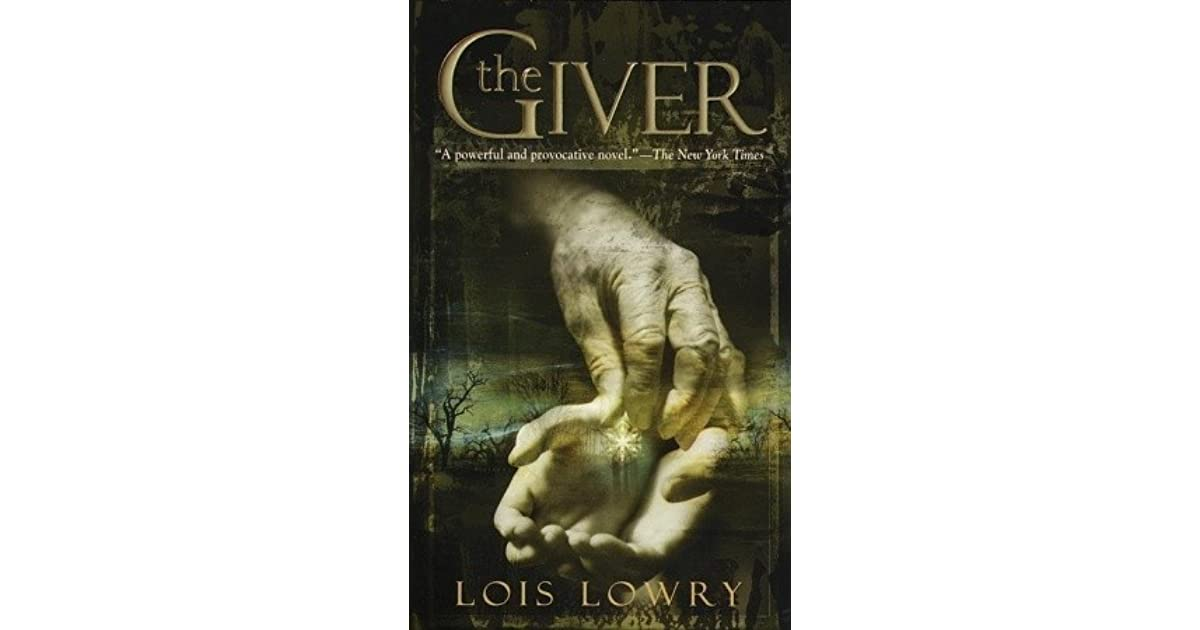 a review of the giver a novel by lois lowry The giver is a 1993 american young-adult dystopian novel by lois lowry it is set in a society which at first appears to be a utopian society but is later.