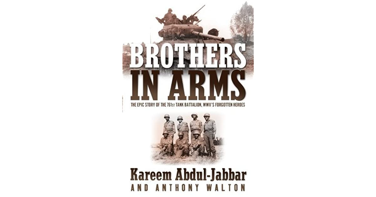 Brothers In Arms: The Epic Story Of The 761st Tank