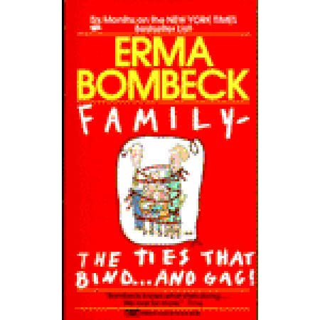 erma bombeck comport conduct