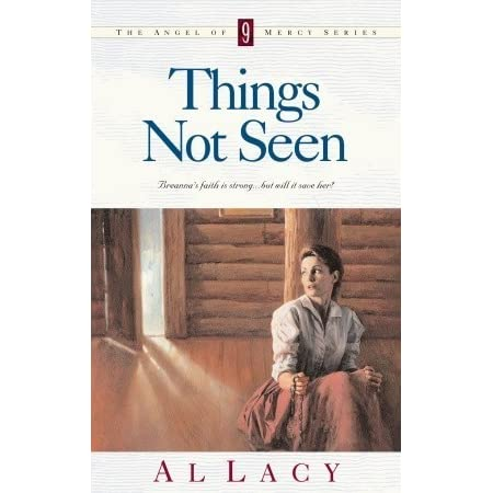 """a review of things not seen The book """"the evidence of things not seen"""" is adál first publication, and contains  a  about this body of work thomas albright published a review in the san."""