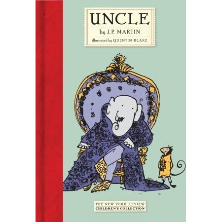 uncle e book reviews