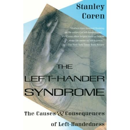handedness research paper While a right-hander could smoothly drag the pen across paper from left to right,  handedness research institute study reveals why lefties are rare.