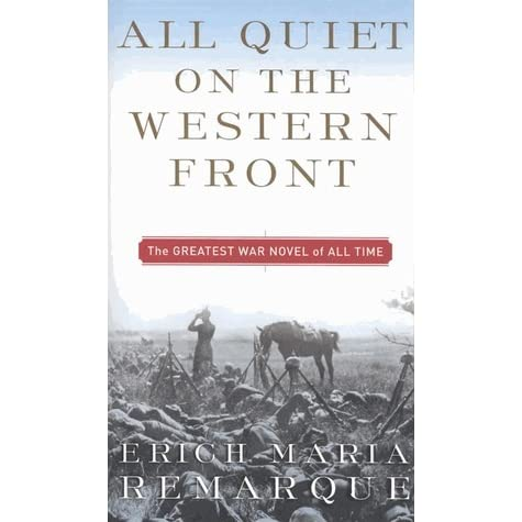 all quiet on the western front analysis essay Free essay: all quiet on the western front: themes all quiet on the western front is a graphic depiction of the horrors of war in the short note before.