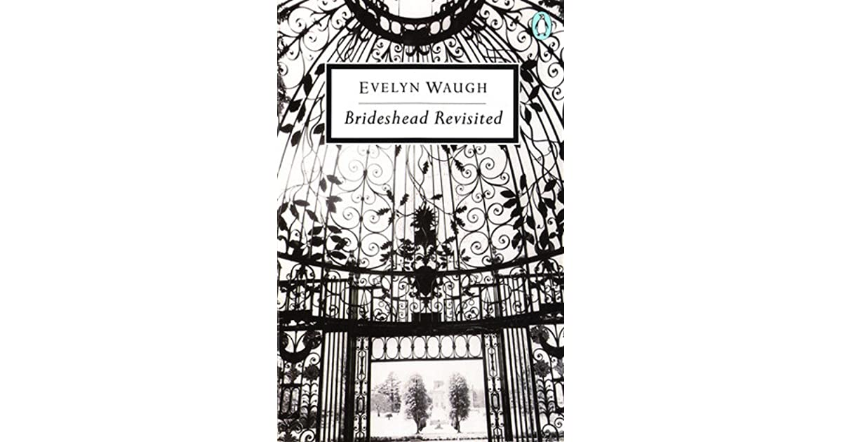 the mystery surrounding evelyn waughs novel brideshead revisited The waughs patriarch arthur was an author, critic and novelist, and raised two novelist sons, alec and evelyn evelyn, perhaps the best well-known of the waughs, was the author of brideshead revisited , vile bodies , and a handful of dust among others.