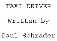 Taxi Driver [Screenplay]