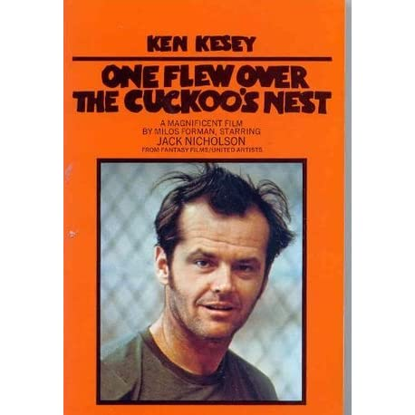 an analysis of the humor in one flew over the cuckoos nest by ken kesey Peter swirski, you're not in canada until you can hear the loons crying or, voting, people's power and ken kesey's one flew over the cuckoo's nest, in swirski.