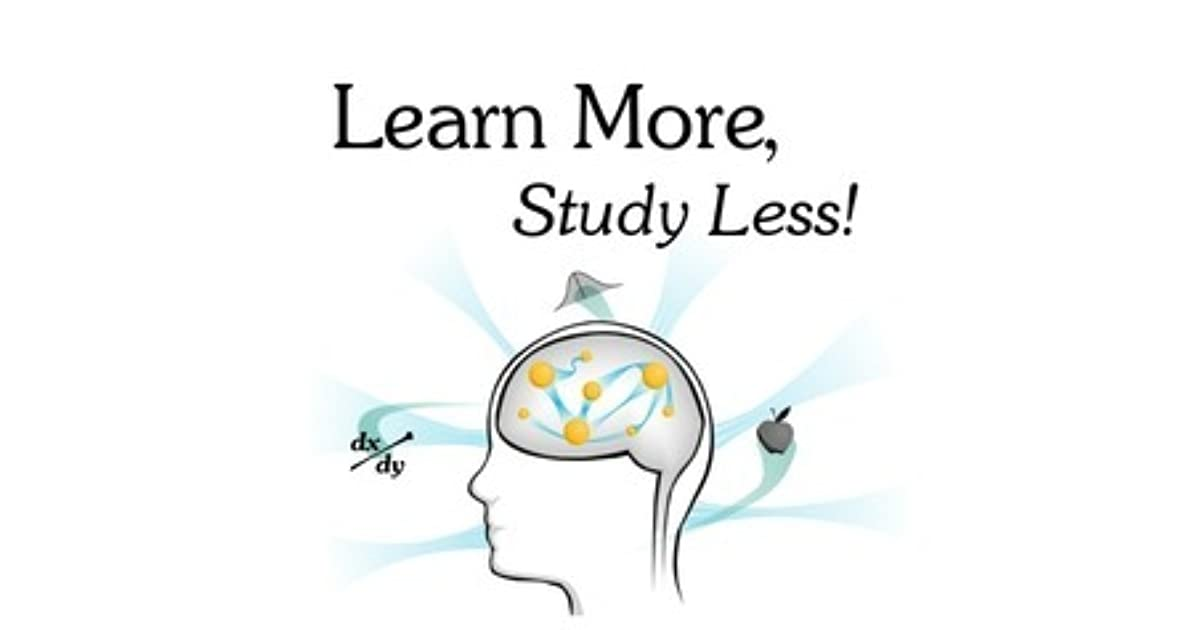 Learn more study less by scott young reviews for Less is more boek