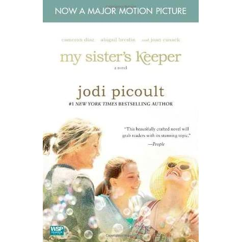 book discussion my sister s keeper My sister's keeper movie reviews & metacritic score: sara and brian fitzgerald's  life with their young son  read full review  book gives more detail and goes a  lot deeper and the ending it totally different, watch the film then read the book.