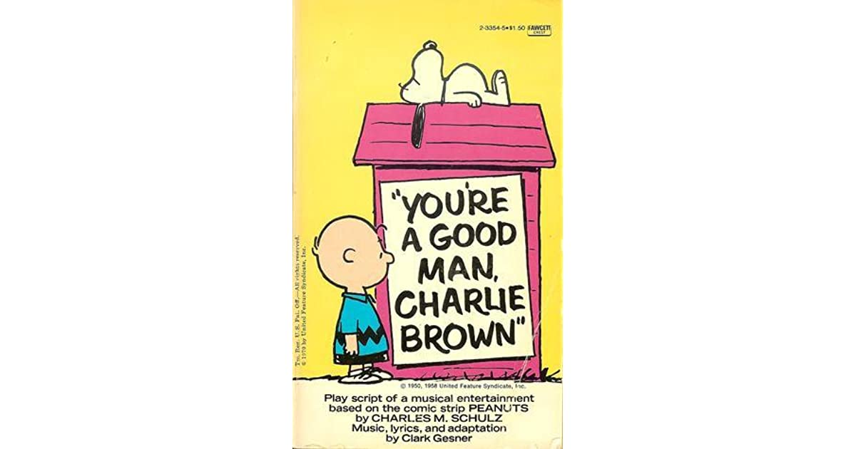 charlie brown book report broadway