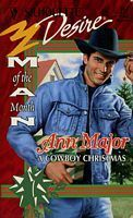 Cowboy Christmas (Man of the Month #84)