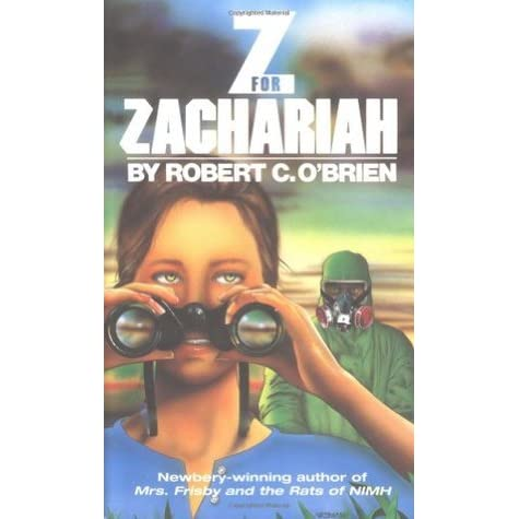 Z for Zachariah (1987 edition) - Open Library
