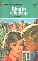 Ring In A Teacup (Harlequin Romance, 2250)