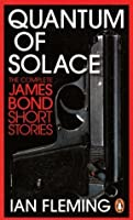 Quantum Of Solace;