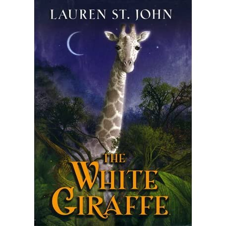 the white giraffe by lauren st john � reviews discussion