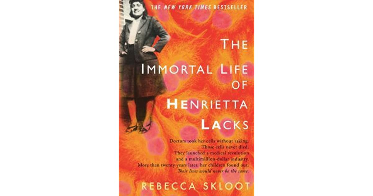 science versus religion an analysis of the immortal life of henrietta lacks by rebecca skloot
