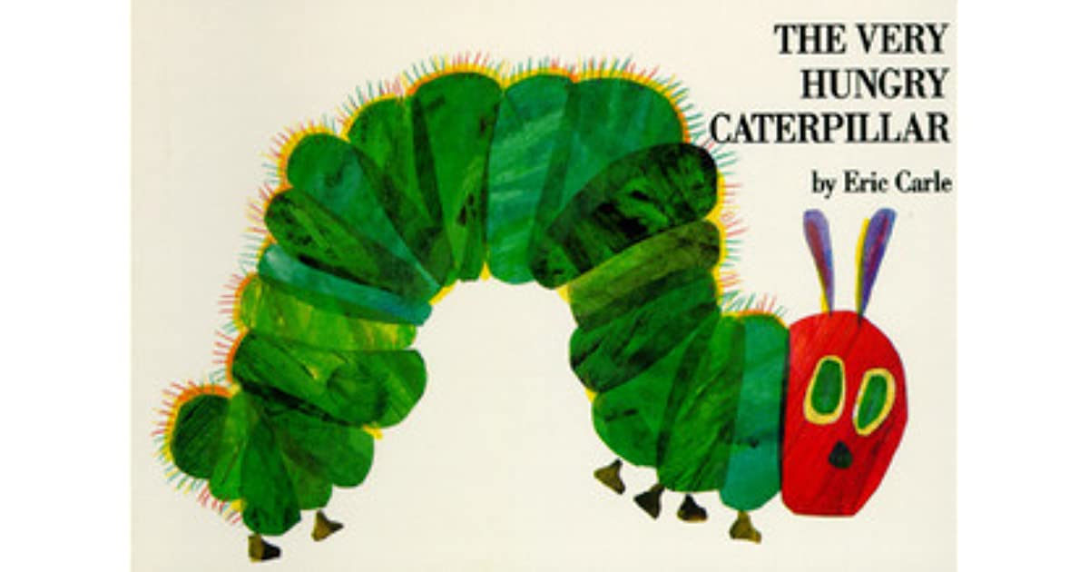 Very Hungry Caterpillar | Naturalistic Intelligence |Hungry Caterpillar Book