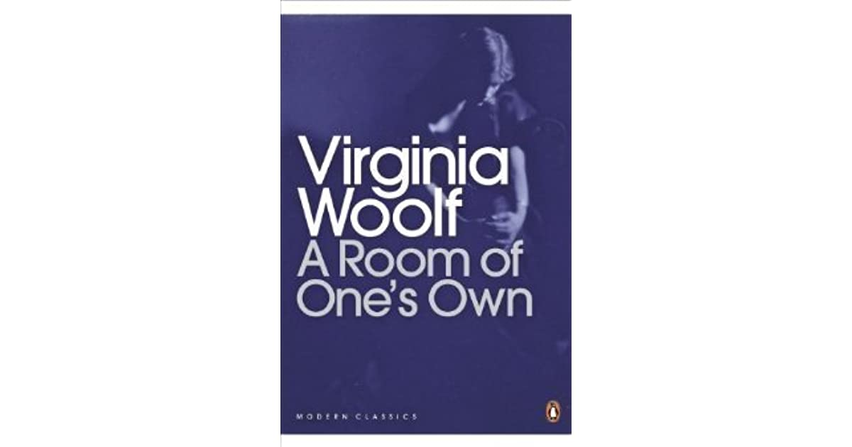 a creative response to virginia woolfs a room of ones own Essays and criticism on virginia woolf's a room of one's own - critical essays.