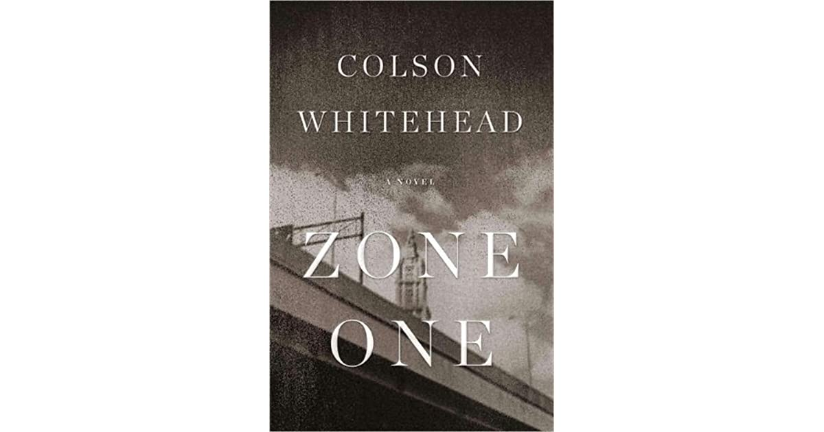 Classic Book Cover Zone : Zone one by colson whitehead — reviews discussion