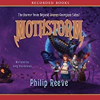 Mothstorm, or the horror from beyond Georgium Sidus! or a tale of two shapers : a rattling yarn of danger, dastardy and derring-do upon the far frontiers of British space!