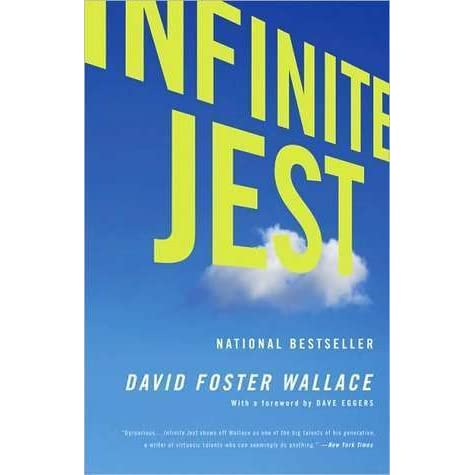 a review of infinite jest a novel by david foster wallace In may, 2014 the first annual david foster wallace conference was hosted by the illinois state university department of english this event took place six years after foster wallace took his own life and eighteen years following the first printing of infinite jest.