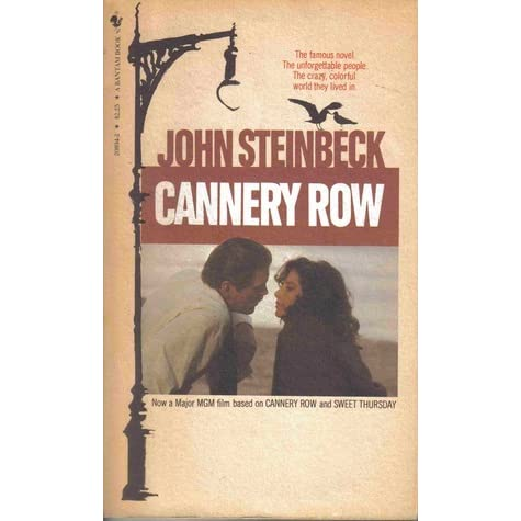 an analysis of cannery row by john steinbeck Cannery row by john steinbeck home / cannery row analysis literary devices in cannery row symbolism could cannery row take place anywhere else.