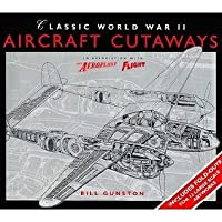 Classic World War II Aircraft Cutaways