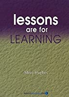 Lessons are for Learning