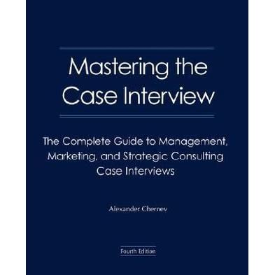 Strategy consulting case studies interviews