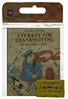 A Turkey for Thanksgiving Book & Cassette