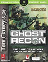 Tom Clancy's Ghost Recon (Xbox): Prima's Official Strategy Guide