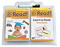 Your Baby Can Read Vol. 1 Blister Pack: Early Language Development System