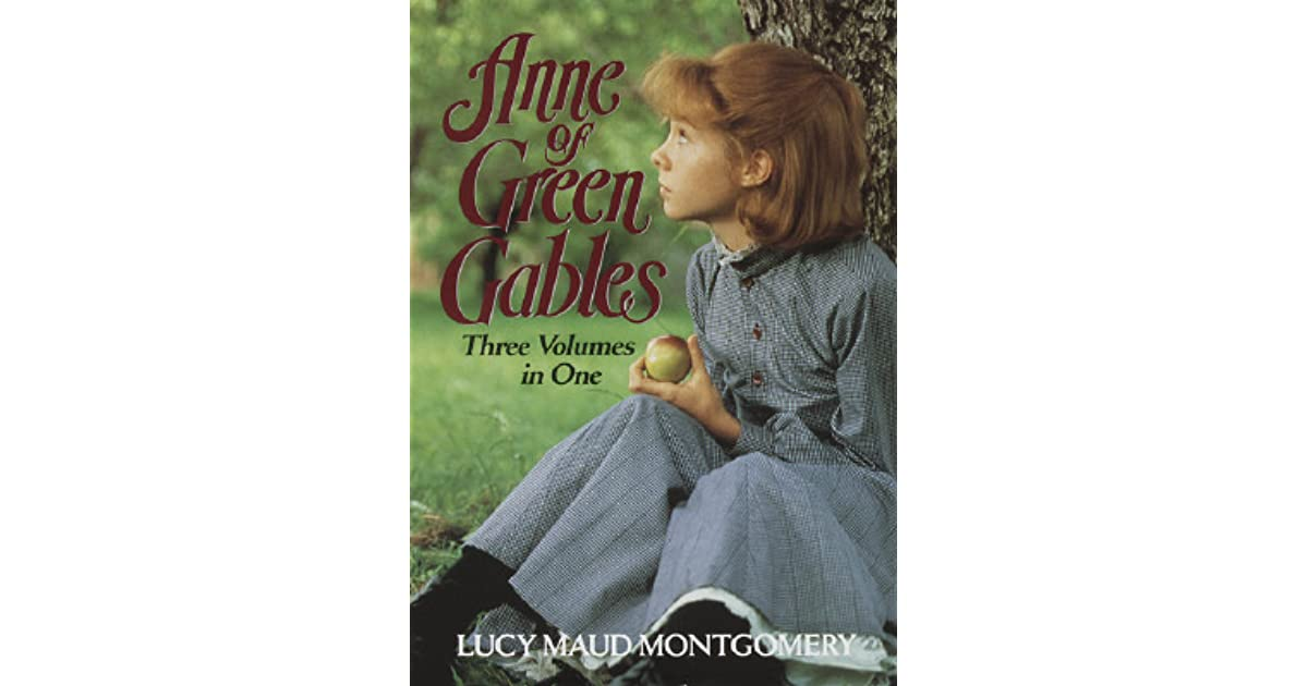Anne of Green Gables by LM Montgomery  Goodreads