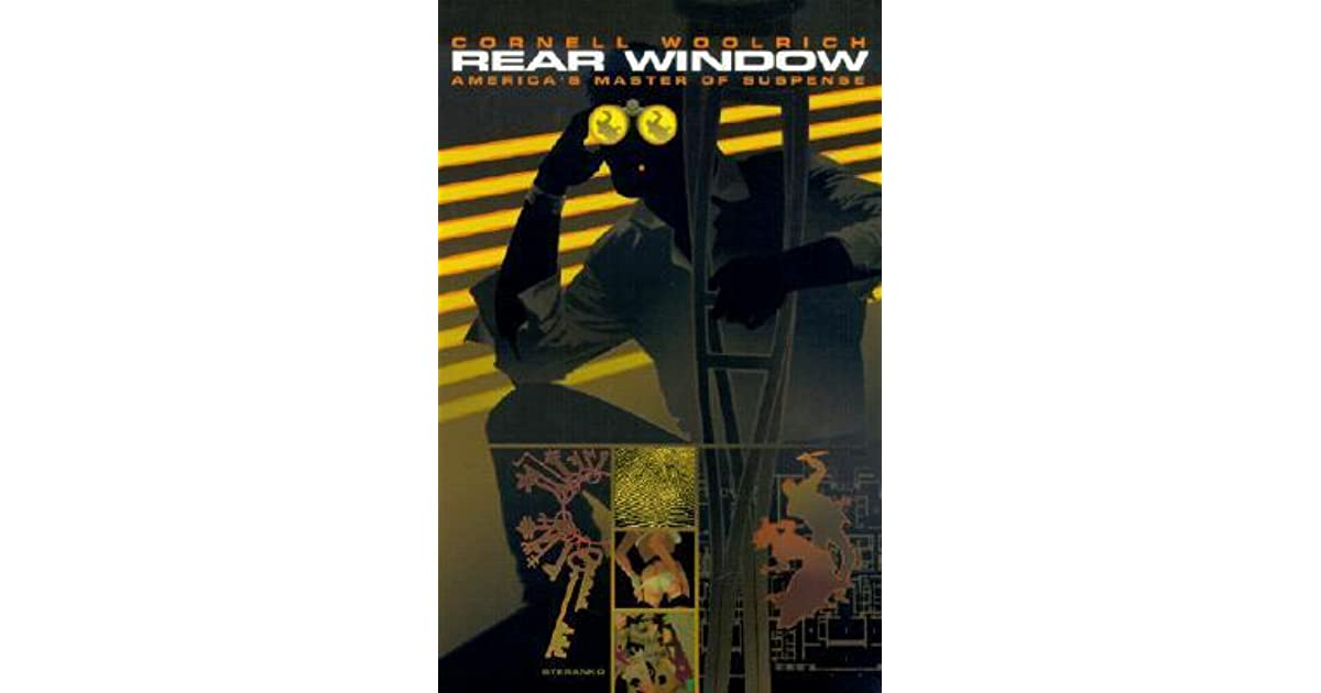 Rear window story collection by cornell woolrich for Window quotes goodreads